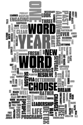 One Word Wordle