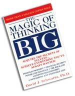 David Schwartz Magic of Thinking Big