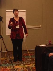Keynote Speaker Anita Brooks